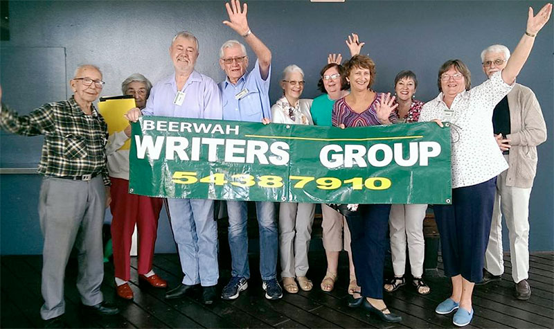 The Beerwah Writers Group